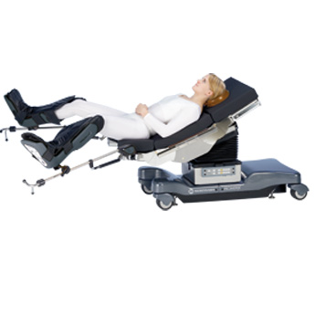 operating table Promerix patient positioning