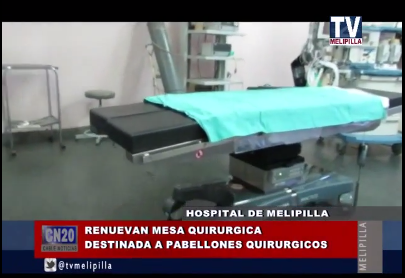 Practico improving comfort and safety in Chilean hospital